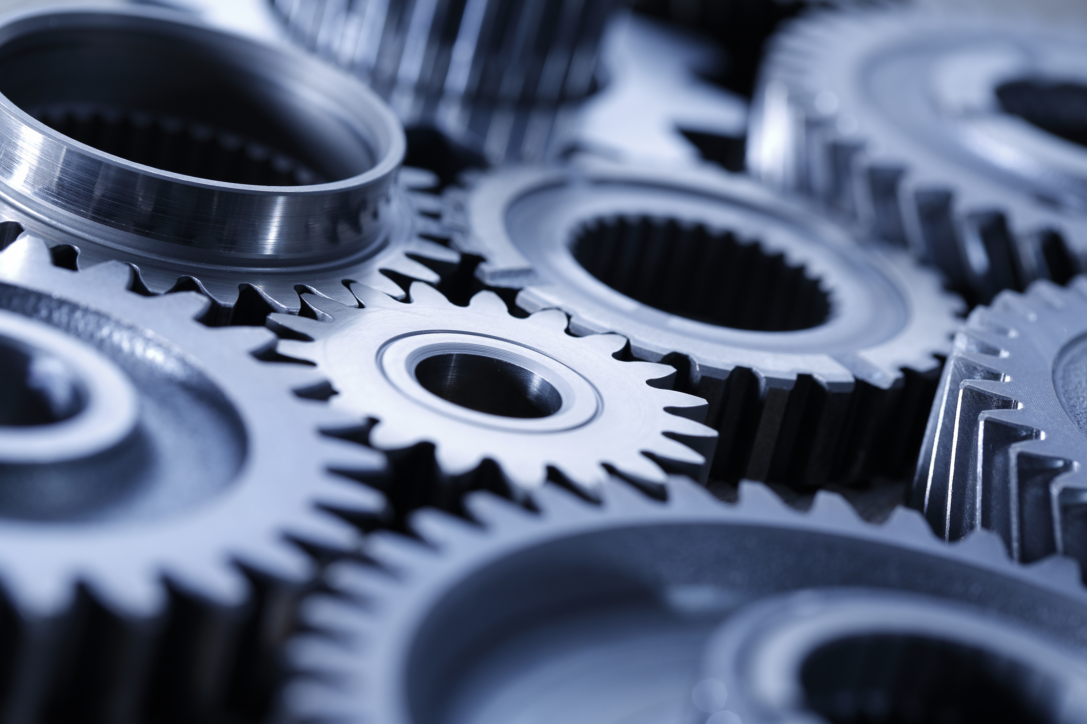 Machine Learning Gears