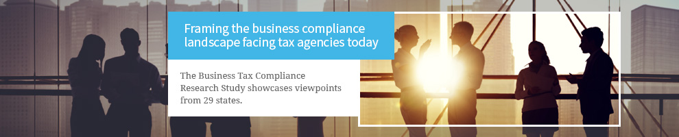 Framing the business compliance landscape facing tax agencies today.